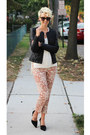 Zara-jacket-loft-pants-h-m-top-zara-heels