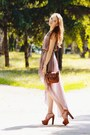 Love-dress-johnny-loves-rosie-bag-oasis-necklace-ashiana-bracelet
