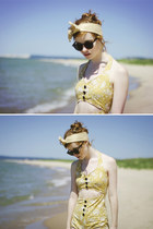 Handmade 50s Swimsuit