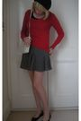 Vintage-sweater-portmans-skirt-portmans-vintage-nine-west-shoes
