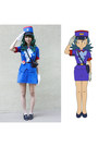 Black-american-apparel-shoes-navy-handmade-officer-jenny-costume-dress