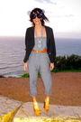 Blue-aa-top-brown-vintage-belt-silver-f21-necklace-brown-js-shoes-black-
