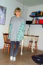 blouse - Dr Denim jeans - shoes