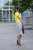 Primark skirt - Lefties heels