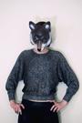 Silver-fashionmonger-vintage-sweater-black-express-leggings-black-nine-west-