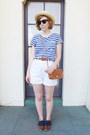 Diy-crop-h-m-top-dsw-shoes-straw-thrifted-hat-vintage-coach-bag