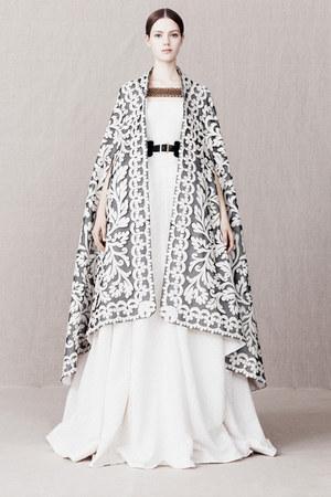 cloak Alexander McQueen jacket
