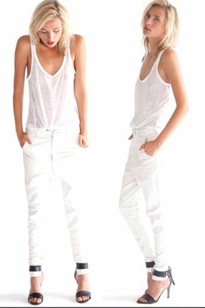 white Jeans jeans