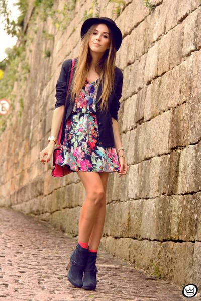 chartreuse pink martini dress