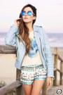 Blue-zerouv-sunglasses-sky-blue-boda-skins-jacket-white-awwdore-t-shirt