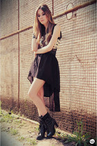 black mullet awwdore dress