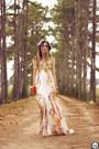 White-moikana-dress