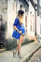 blue Vateno jumper