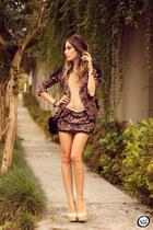 coral MondaBelle dress