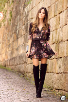 black MondaBelle dress
