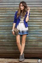 blue Slywear dress
