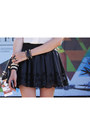Tan-clubcouture-top-black-goodnight-macaroon-skirt