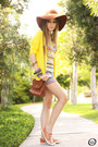 Yellow-displicent-dress