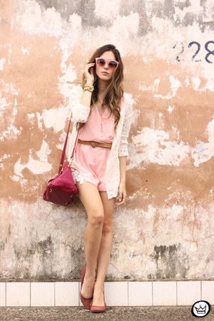 light pink Turquesa romper