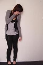 Sportsgirl jacket - supre vest - V&M top - supre top - Target Australia jeans -