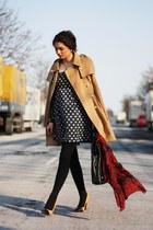 Chicwish dress - VJ-style coat