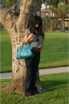 worn as shirt by Rogan for Target dress - Jovavich Hawk for Target jeans - Zara