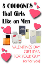 Mens Colognes: 5 picks from girls