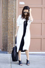 Charcoal-gray-basic-wilfred-dress-silver-h-m-coat