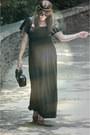 Black-thrifted-vintage-dress-platforms-charlotte-russe-heels