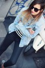 Black-zara-sweater