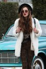 Furry-chicwish-coat-the-editors-market-pants-beige-ax-paris-cardigan