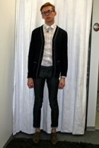 William Eadon pants - John Varvatos shoes - Topman shirt