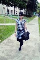 from Bugis Street dress - Topshop shoes - Little Match Girl purse - Vogue  Lot 1