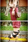 Tawny-sling-from-flea-bag-camel-wonda-wooden-topshop-wedges-hot-pink-pants-