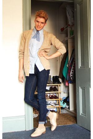H&M pants - H&M tie