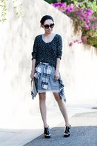 Zara dress - Alexander Wang heels