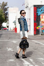 Navy-jacket-rag-bone-jacket-jeffery-campbell-boots-zara-shorts