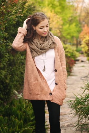 light pink MIAMASVIN sweater