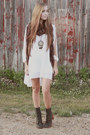 Olive-green-jeffrey-campbell-boots-white-choies-dress