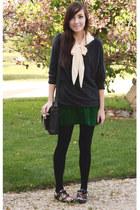 cream wholesale-dressnet blouse - charcoal gray girlfriends material sweater