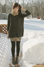 Charcoal-gray-forever-21-boots-gray-wwwromwecom-le-studio-london-sweater-lig