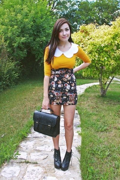 Sirens skirt - detachable romwe accessories