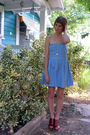 Silver-american-eagle-necklace-blue-bb-dakato-via-pacsun-dress-brown-yellowb