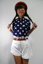 Grammah shirt - Modparade shorts