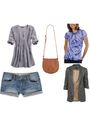 Gray-american-eagle-shirt-brown-forever-21-purse-blue-target-shirt-blue-fo