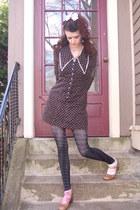 dress - Walmart accessories - shoes - stockings - Betsey Johnson socks - Target