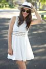 Free-people-dress-american-apparel-sunglasses-seychelles-wedges
