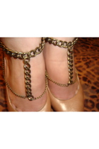 pink Fetishism Shoewelry accessories
