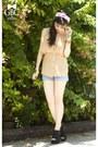 Gelibean-couture-blouse-mango-sunglasses
