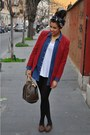 H-m-blazer-jeans-vintage-shirt-louis-vuitton-bag-cotton-american-apparel-s